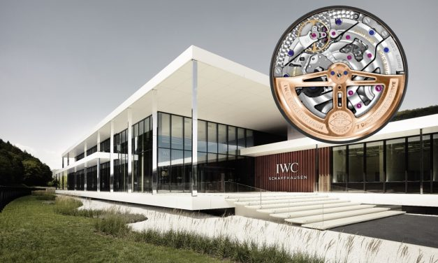 Das IWC Manufaktur Gebäude ist für die Zukunft gebaut