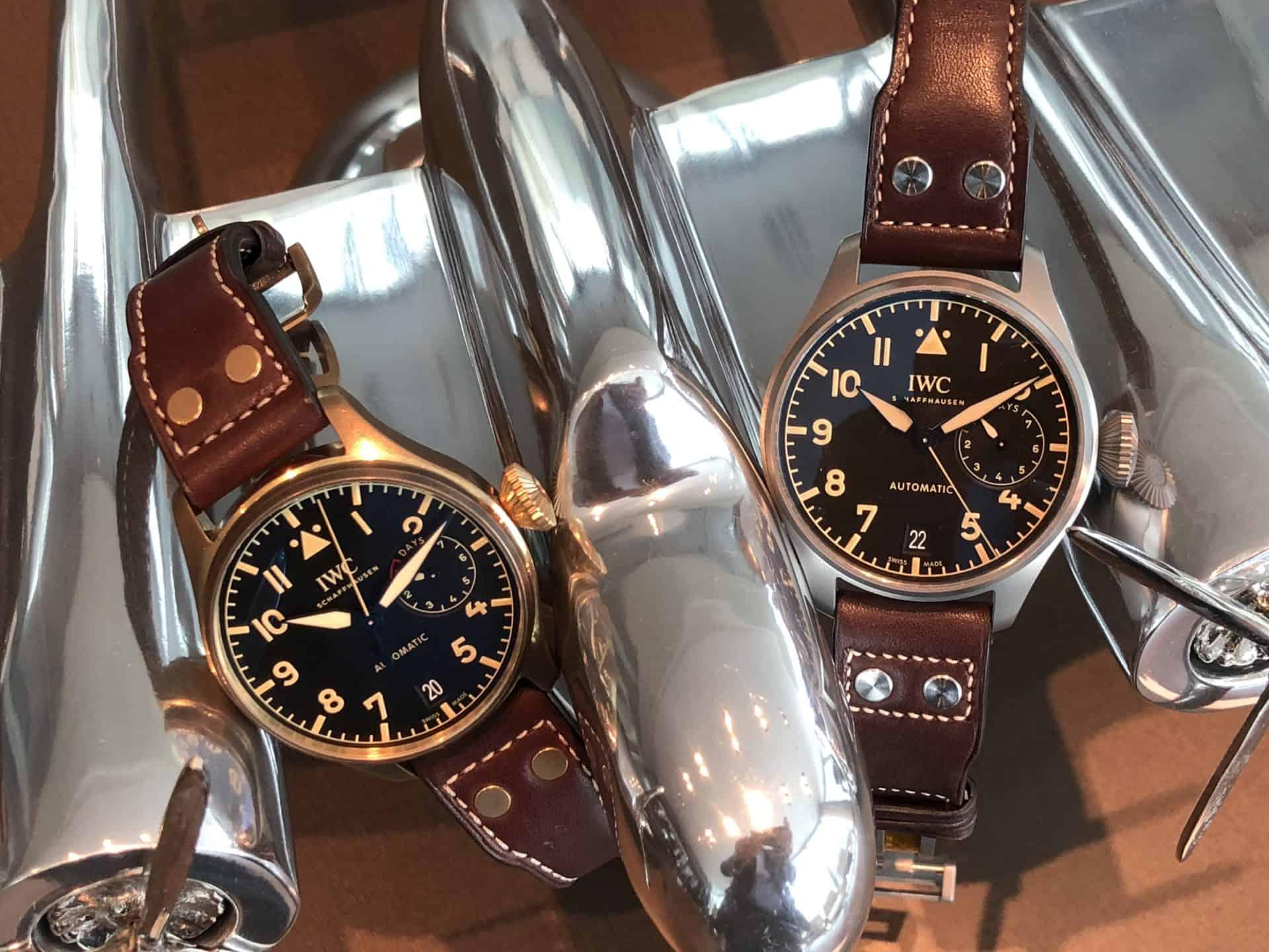 IWC Schaffhausen Uhren