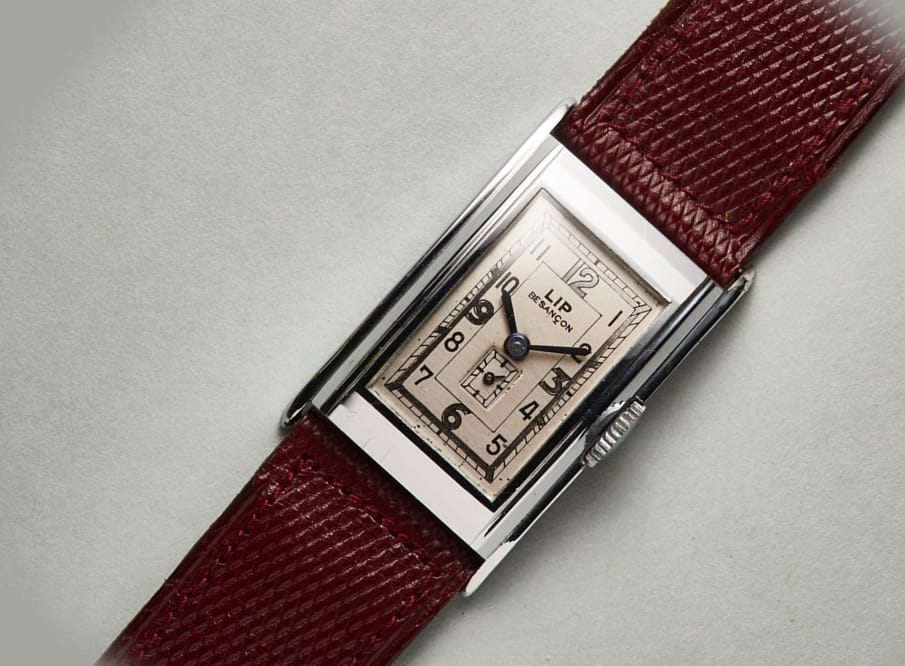 Lip Uhren: Der standhafte Uhrmacher aus Besancon
