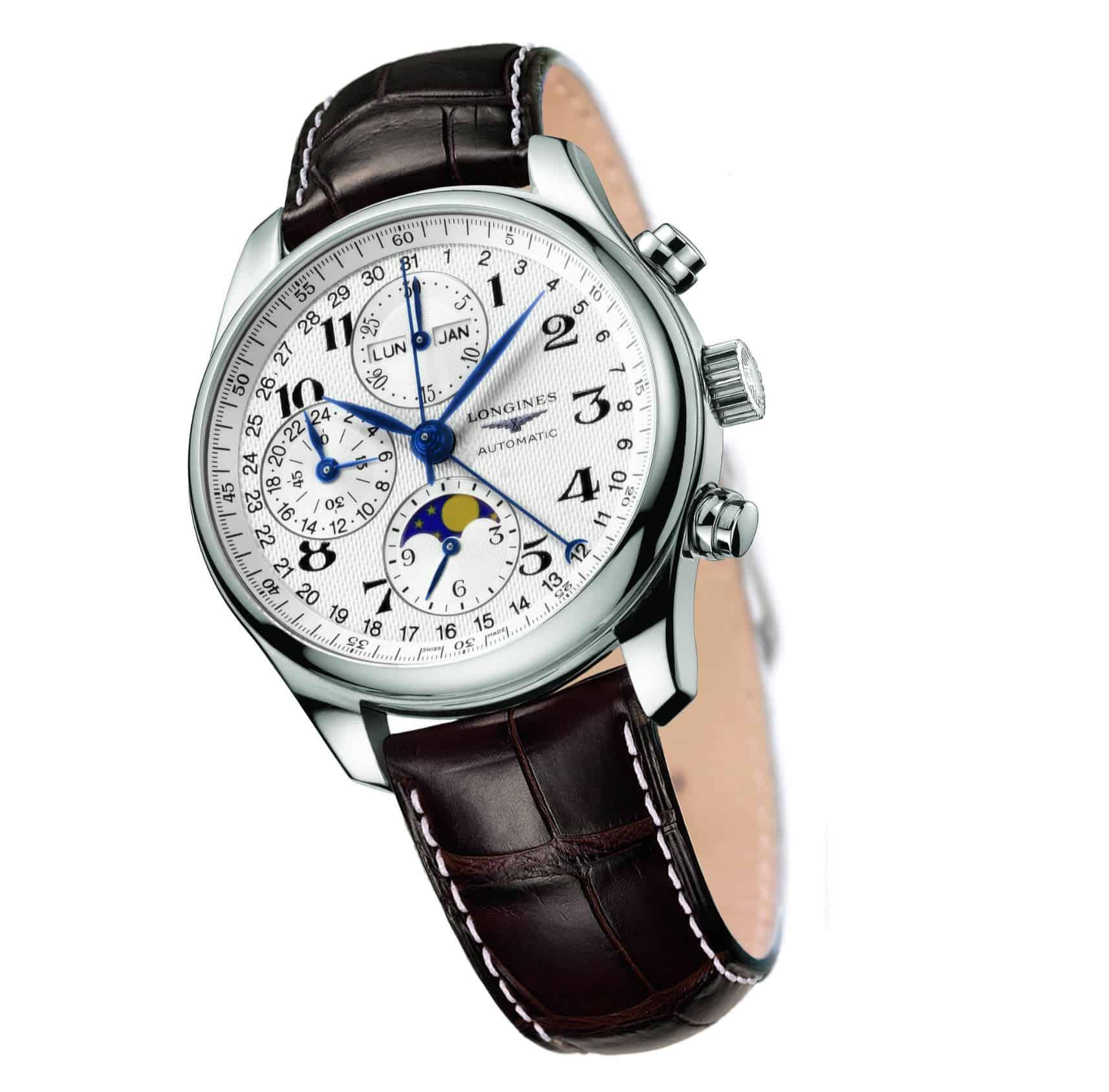 Longines ist nach Omega die zweitbeste Marke der Swatch Group und gehört zu den gutgehenden Marken.