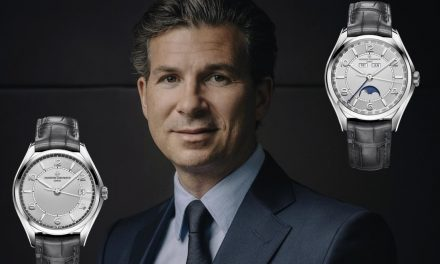 Louis Ferla, CEO Vacheron Constantin: 12.000 Euro ist eine Menge Geld!