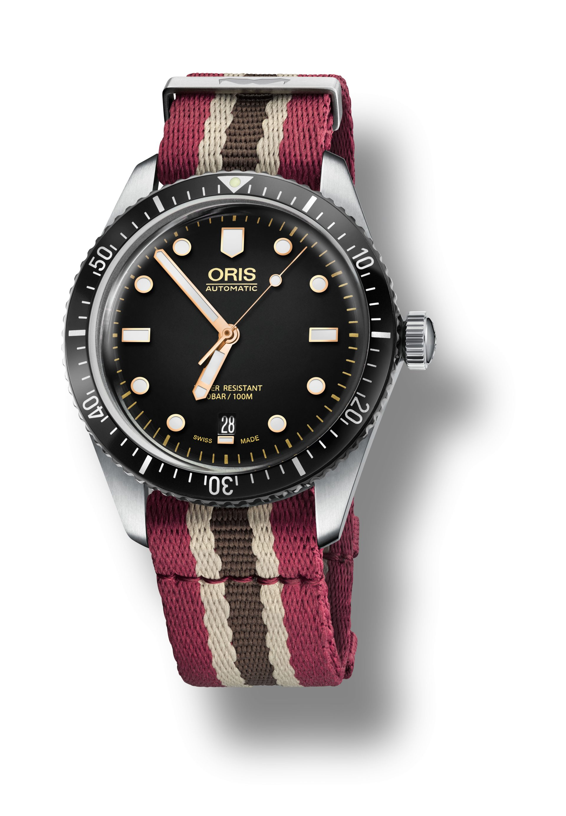 Oris Divers SiytyFive Movember Edition 2017