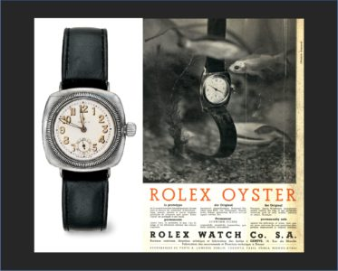 Rolex Oyster: Hans Wilsdorfs Werk und Perregauxs Beitrag!