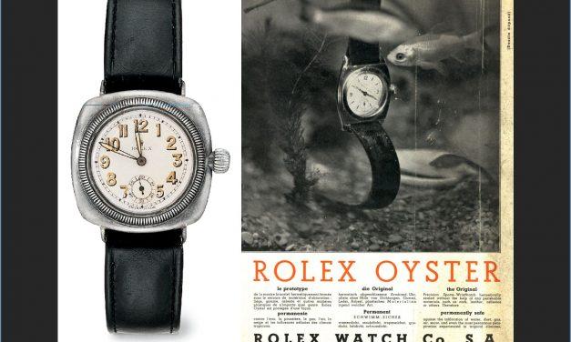 Die Rolex Oyster Krone: Hans Wilsdorfs Werk und Perregauxs Beitrag!