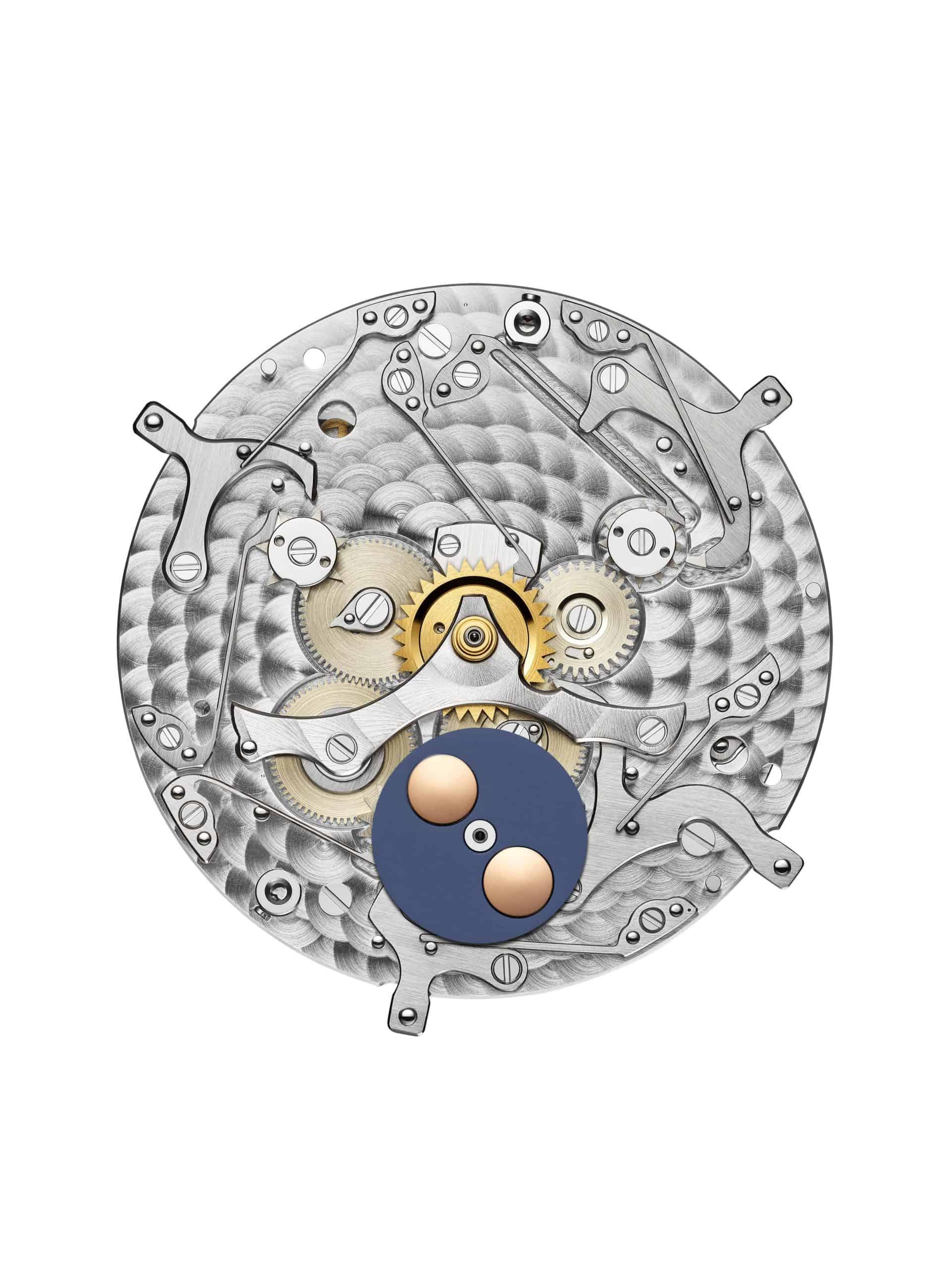 Vacheron Constantin FiftySix Automatik Vollkalender Kaliber 2460 QCL1 pink gold R tr 1651472
