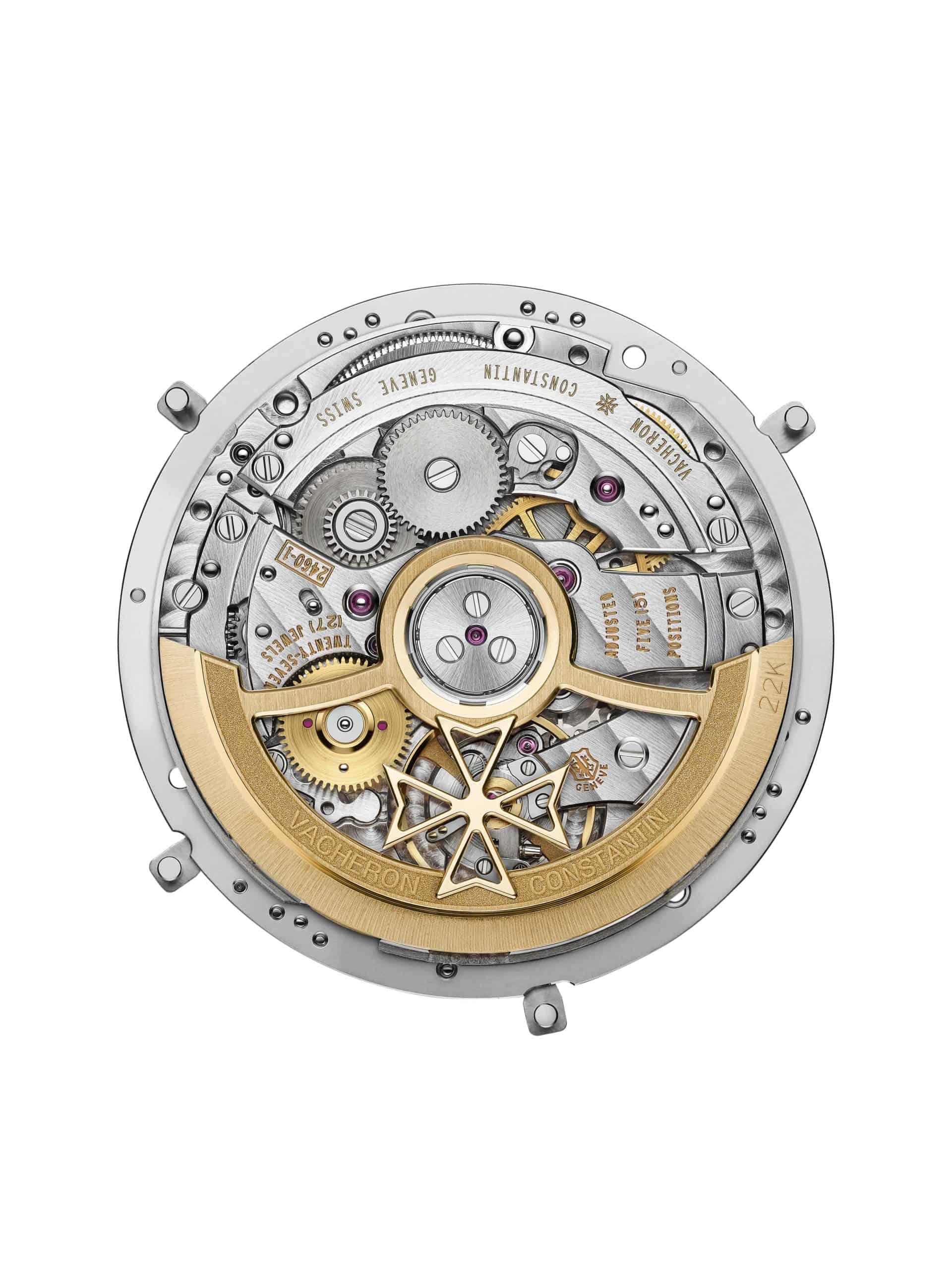 Vacheron Constantin FiftySix Automatik Vollkalender Kaliber 2460 QCL1 V tr 1651479