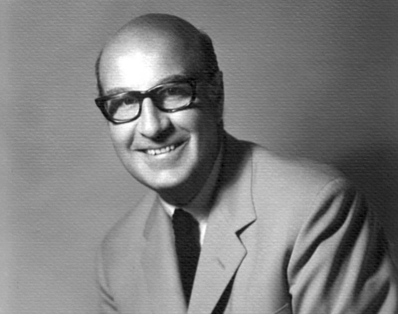 André Heiniger leitete die Montres Rolex SA als Generaldirektor von 1961 bis 1993