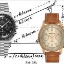 So funktioniert eine Tachymeterskala eines Chronograph