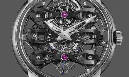 Girard Perregaux Neo Tourbillon: Diese skelettierte Uhr lässt tief blicken