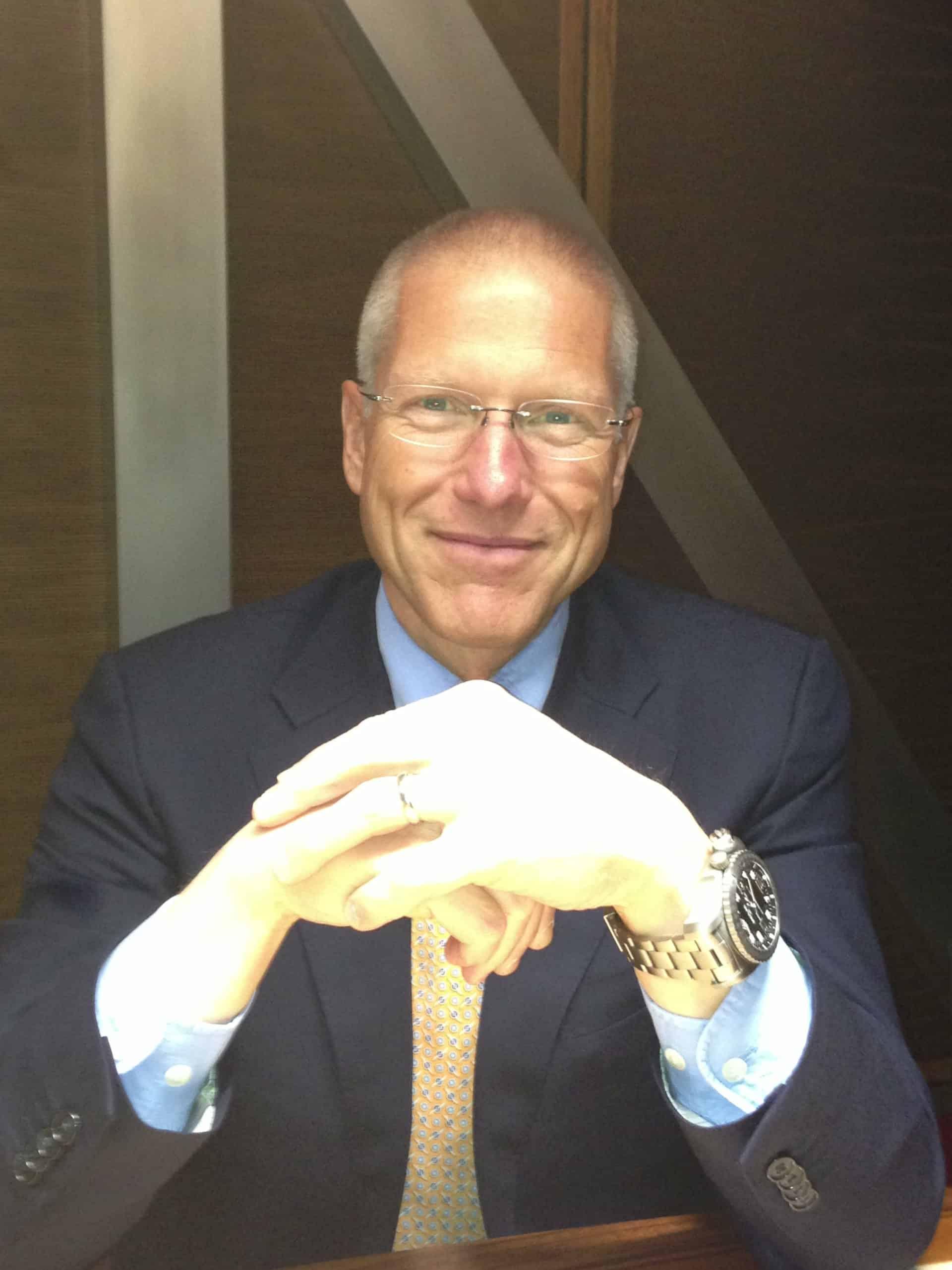 Jean-Paul Girardin, der Geschäftsführer von Kenissi SA