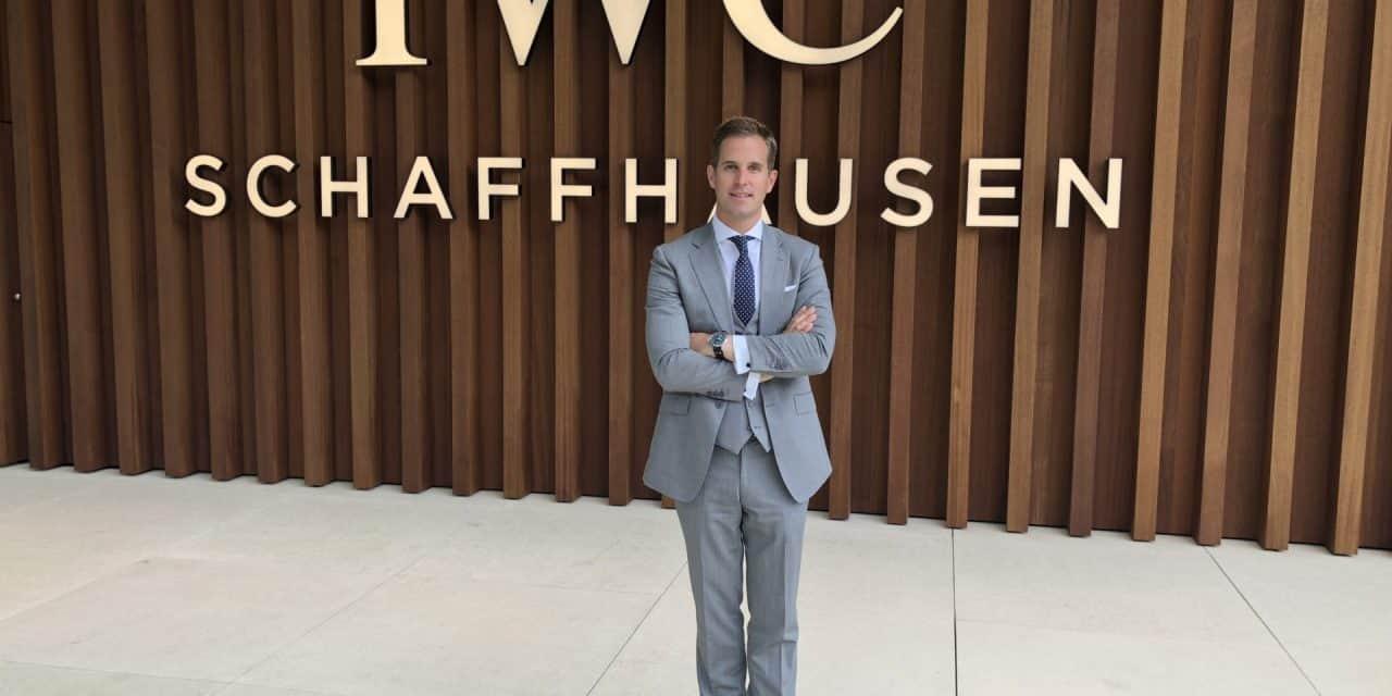 Touch and Feel: So will IWC CEO Christoph Grainger-Herr die IWC Manufaktur zum Markenerlebnis nutzen