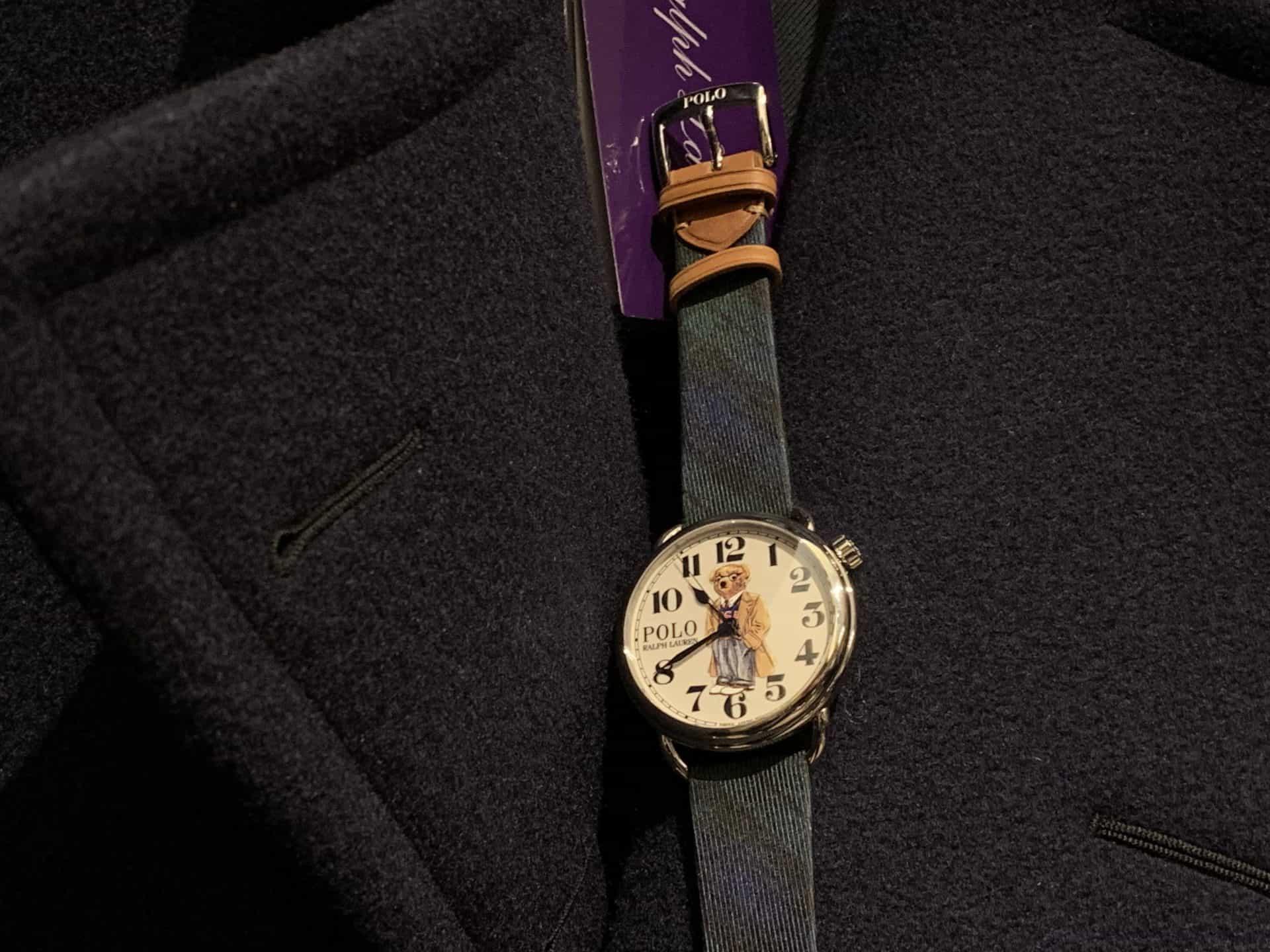Gut beobachtet: Der Polo Spectator Zeitmesser