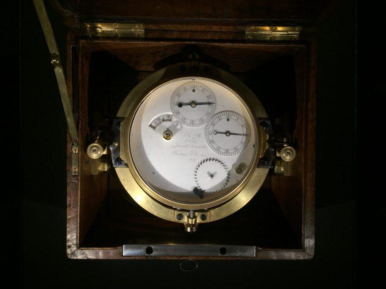Ein historischer Chronometer von Ferdinand Berthoud