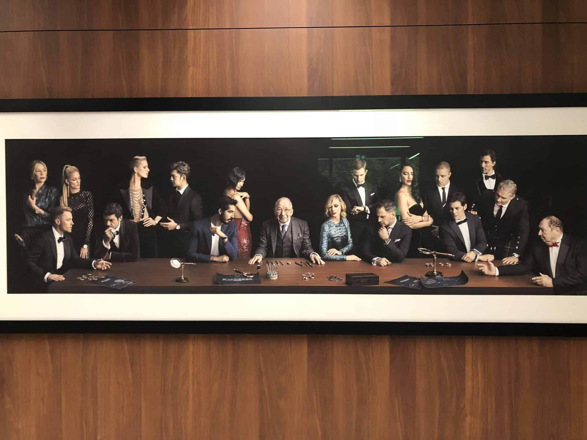 Als wäre es ein Gemälde von Leonardo da Vinci: Wichtige Menschen rund um die Marke und Geschichte von IWC