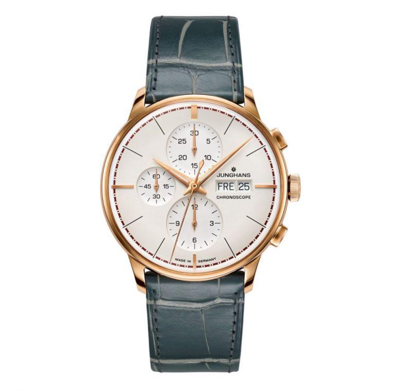 Der Junghans Terrassenbau Chronometer zeigt aktuell die hohe Kunstfertigkeit des Unternehmens - und ein faires Preis-Leistungsverhältnis