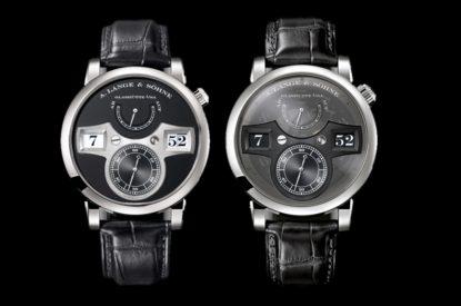 Armbanduhr mit Leuchteffekt