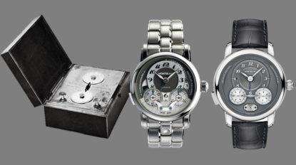 Dem Uhrmacher Rieussec zu Ehren