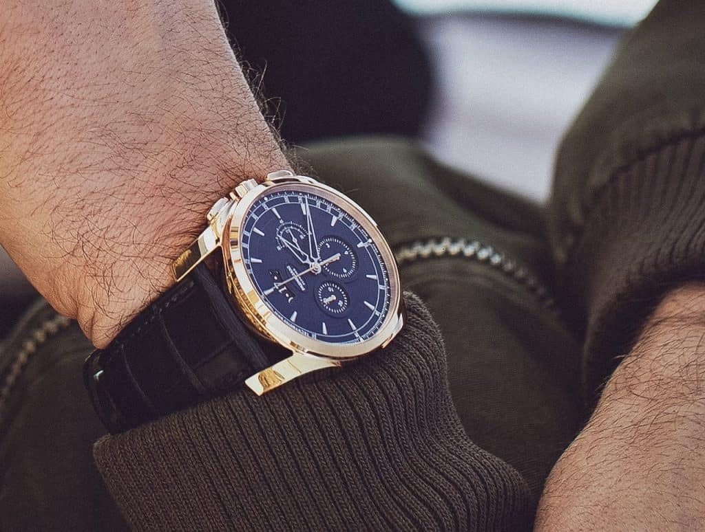 Parmigiani Metrograph Uhren und Lifestyle