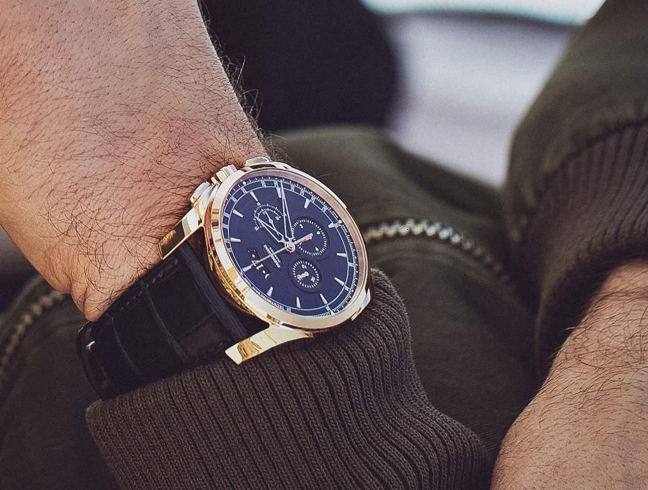 Stilkolumne Lifestyle Uhren und Lifestyle: Da geht mehr, meine Herren!