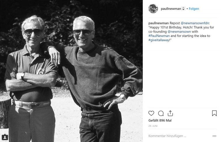 Das große Engagement von Paul Newman und A.E. Hotchner in der Newman's Own Stiftung
