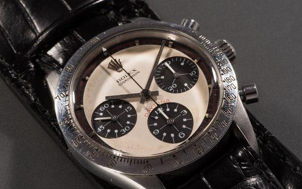 Die Paul Newman Rolex Daytona war lange die teuerste Uhr der Welt