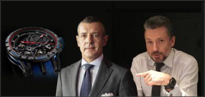 Roger Dubuis hat einen neuen CEO