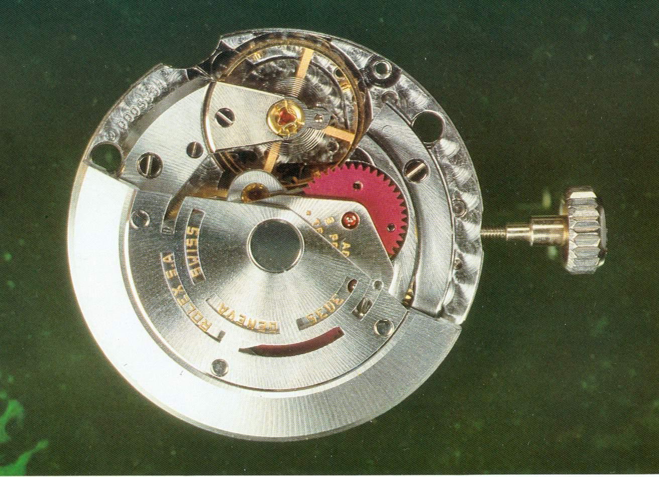Rolex Kaliber 3035