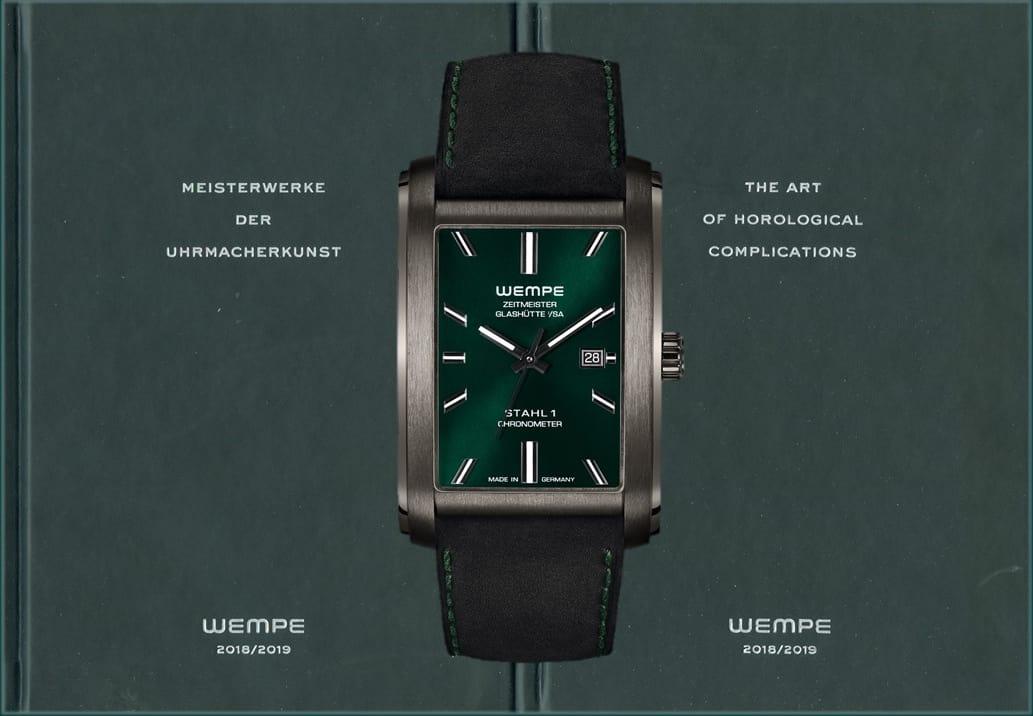 Meisterwerke der Uhrmacherkunst 2018/2019
