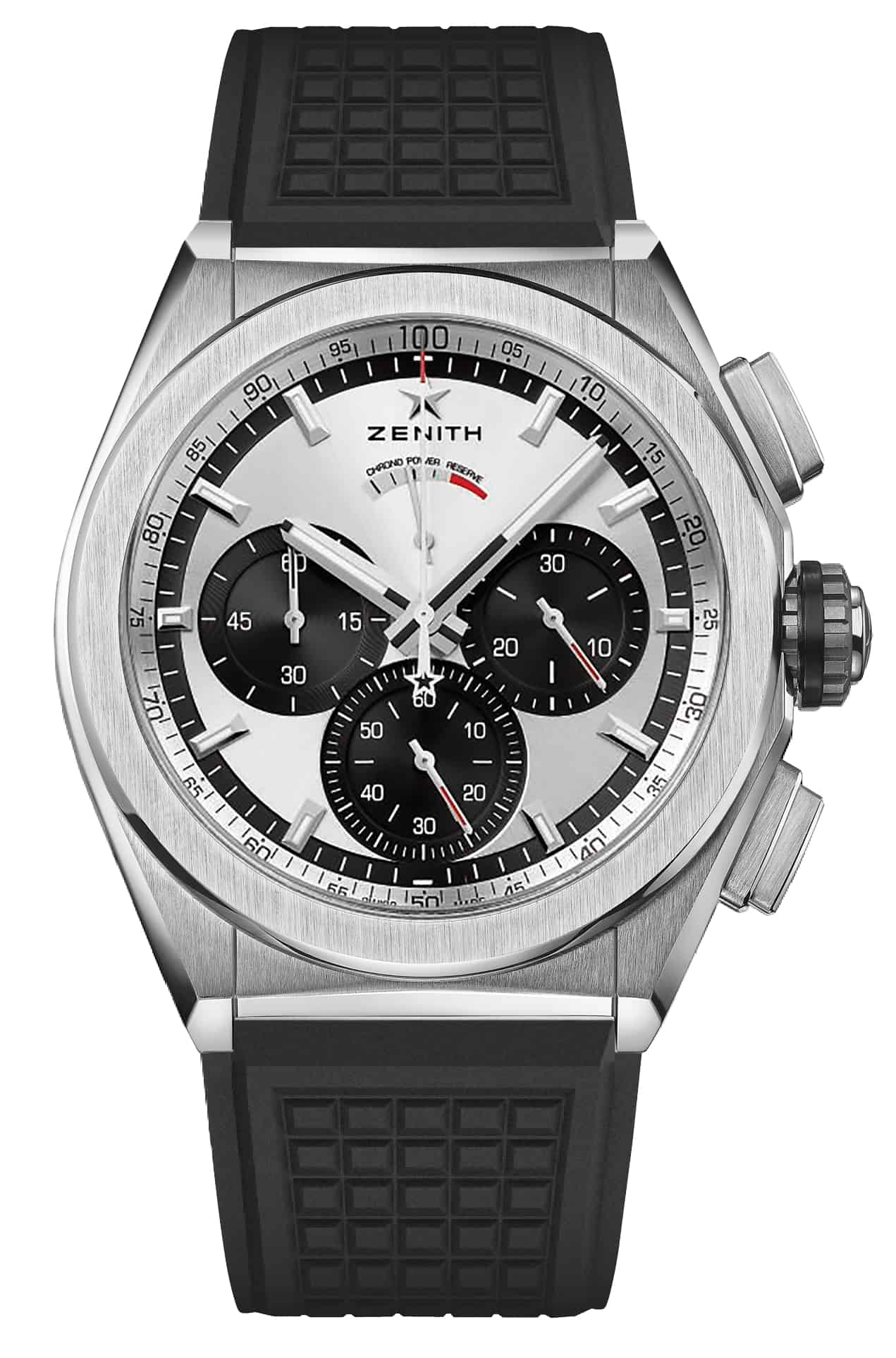 Zenith Defy El Primero 21 - klassisch wie das Design auch das El Primero Chronographen-Werk