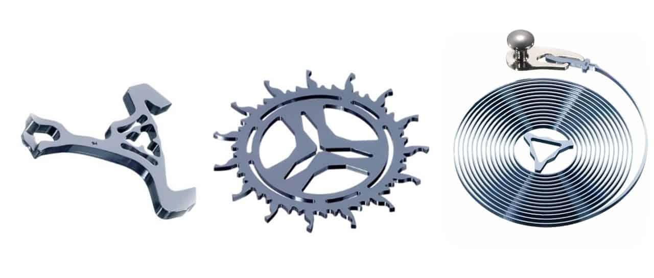 Silicon Rallye: So verändert der Werkstoff den Bau von Uhren