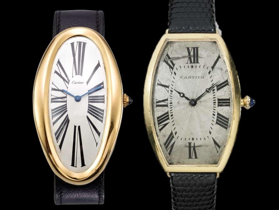 Die Form macht den Unterschied: Cartier Oval versus Cartier Tonneau