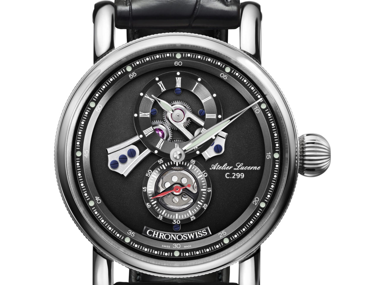 Chronoswiss Regulator Open Gear