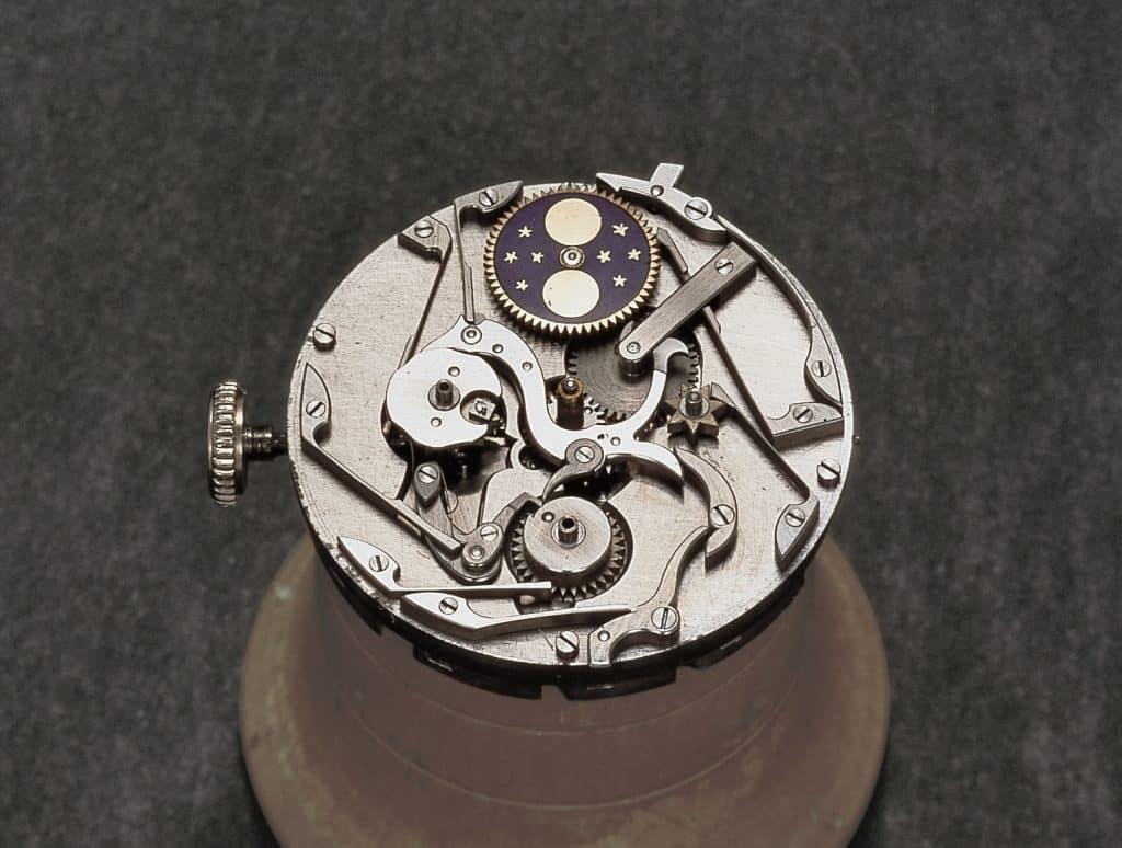 Patek Philippe Ewiger Kalender Uhrwerk mit Mondphase von 1929