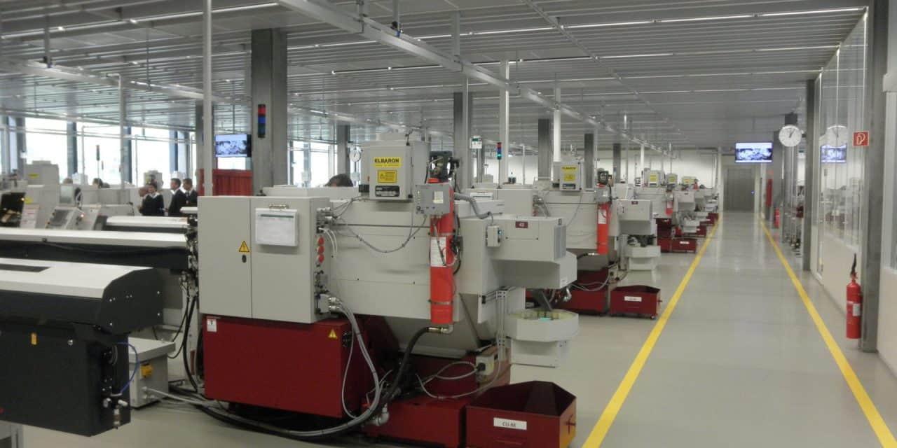 Rolex Werke Herstellung: So hypermodern ist die Rolex Produktion in Biel