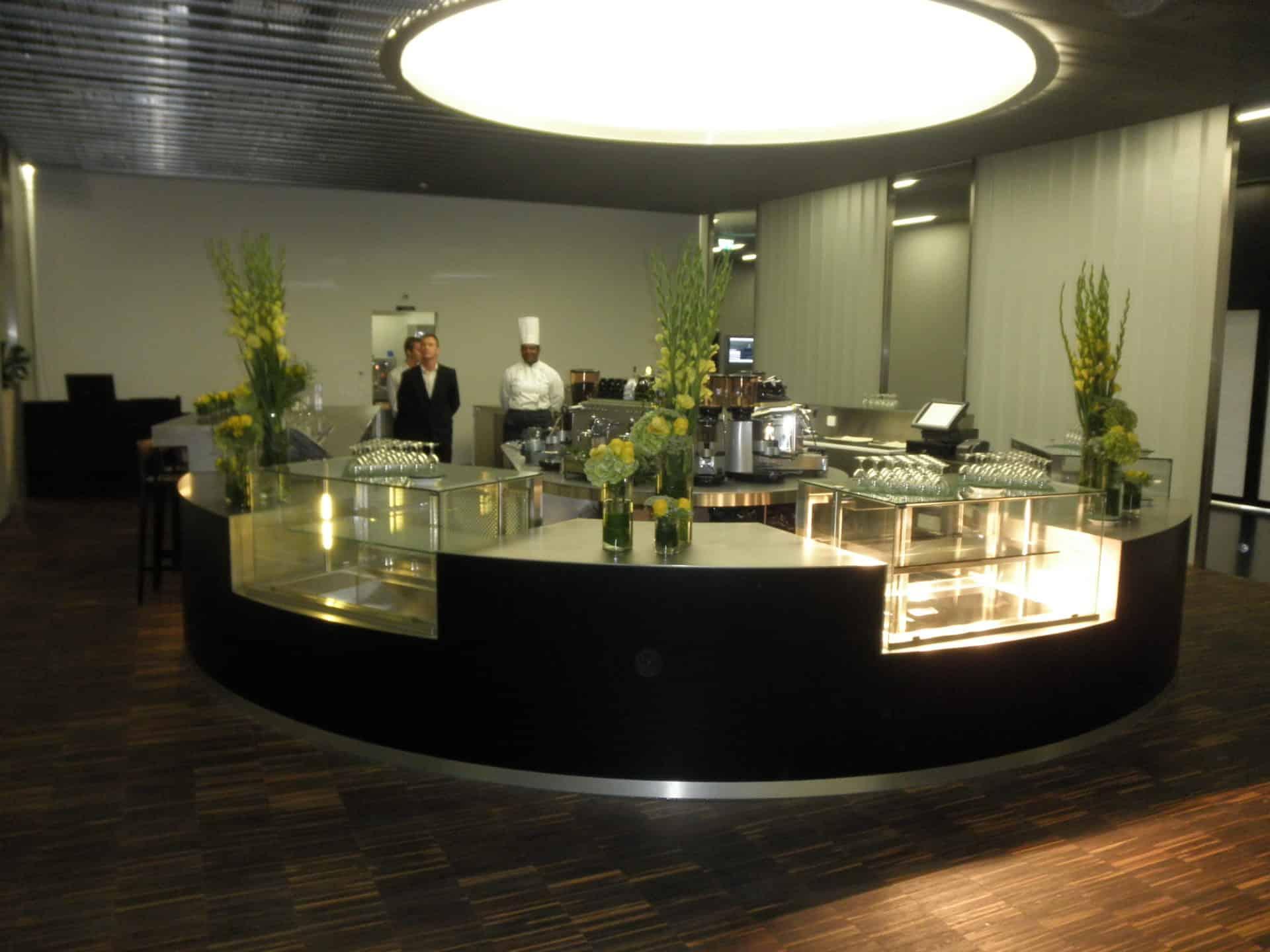 Auf die Mitarbeiter-Gastronomie wird bei Rolex in Biel Wert gelegt - Foto GLB