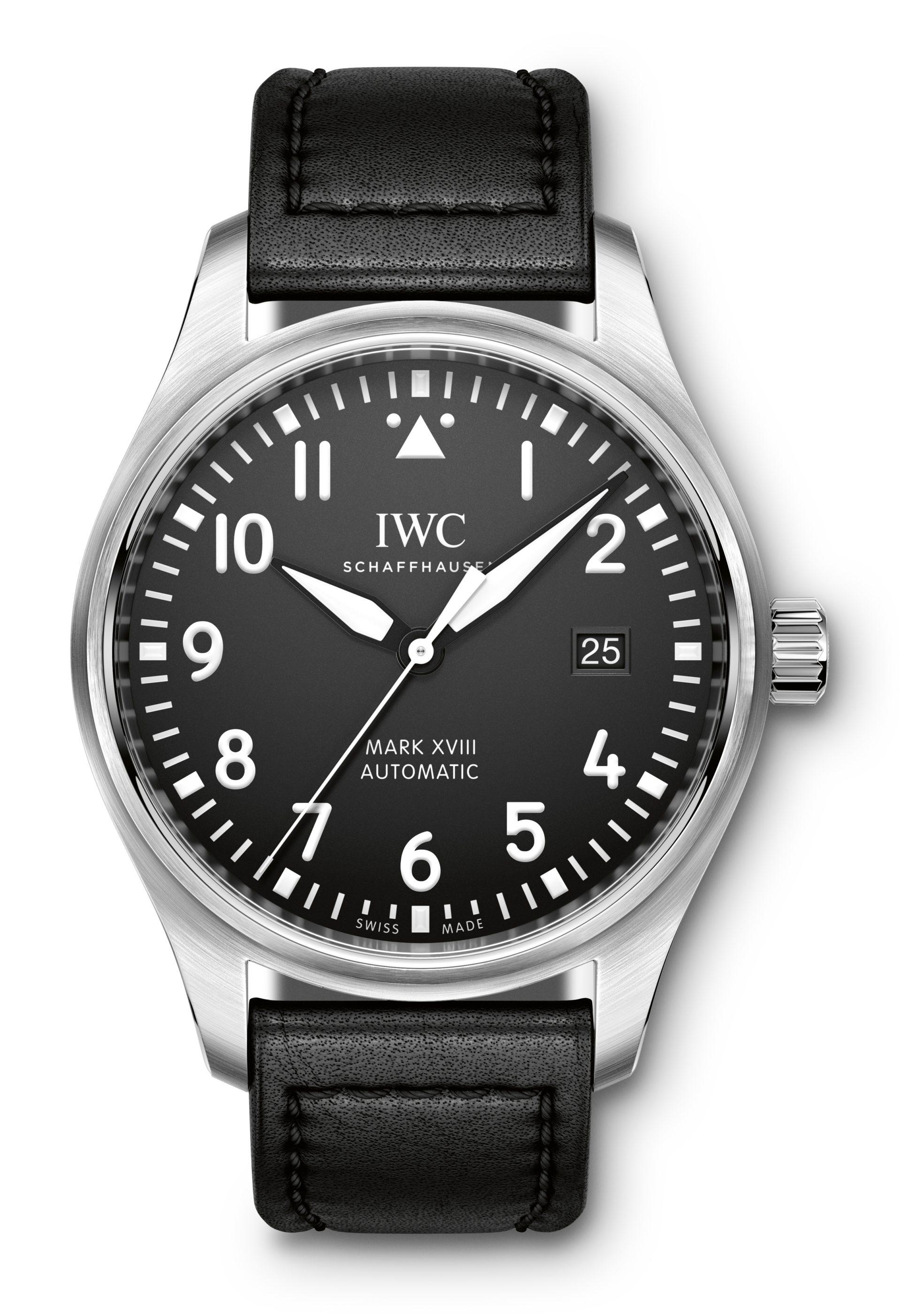 Die Mark XVIII Automatic aus dem aktuellen Programm von IWC