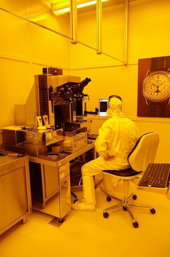 PPCO Silizium Belichtung Wafer 1