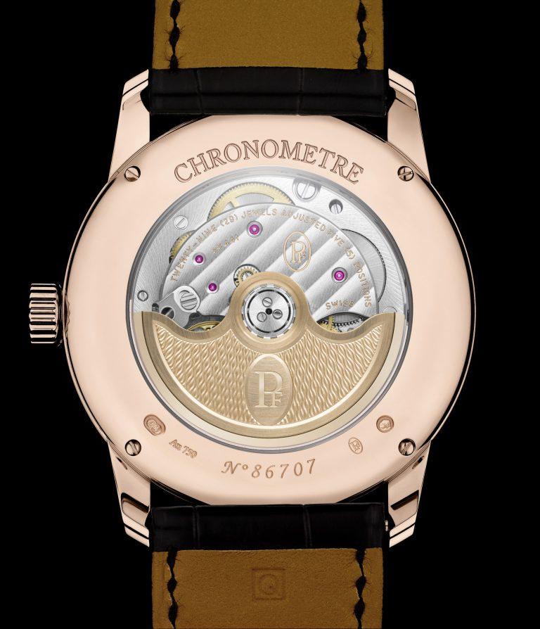 Das kompakte OSC-zertifizierte Toric Chronometer Kaliber PF 331