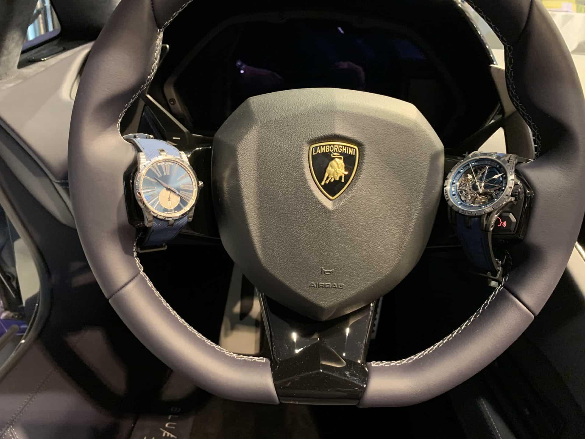 Bucherer Blue Editions UhrenBlau machen ist Luxus – mit den Bucherer Blue Edition Uhren