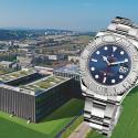 Die Rolex Uhrwerk Herstellung der Rolex Werke in Biel