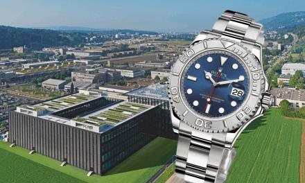 Rolex Uhrwerk Herstellung:  So arbeiten die Rolex Werke in Biel