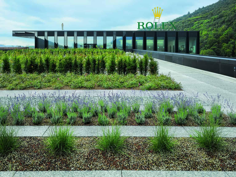Die Rolex Werkeproduktion in Biel ist ein kostspieliges, aber nachhaltiges Investment in Biel