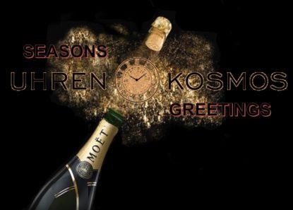 Uhrenkosmos Seasons Greetings