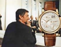 1994. A. Lange & Söhne lanciert die erste Lange 1. Was Günter Blümlein damals sagte, hat heute noch Bestand!