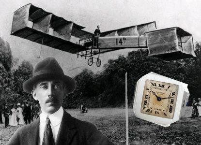 Eine Uhr für einen Pionier