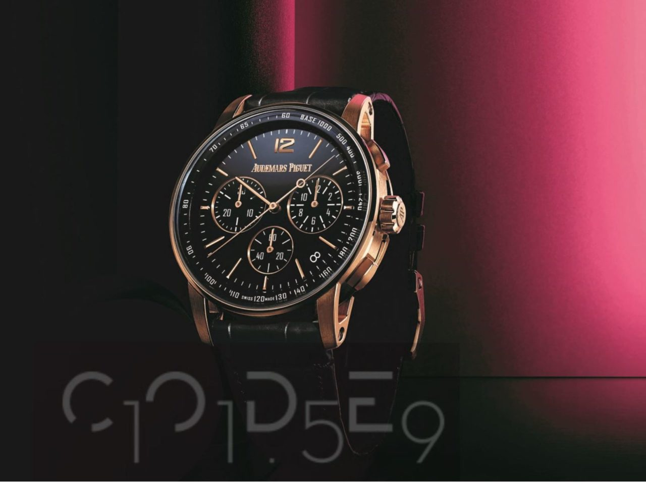 Das Design des Audemars Piguet Code 11.59 Chronographen polarisiert.