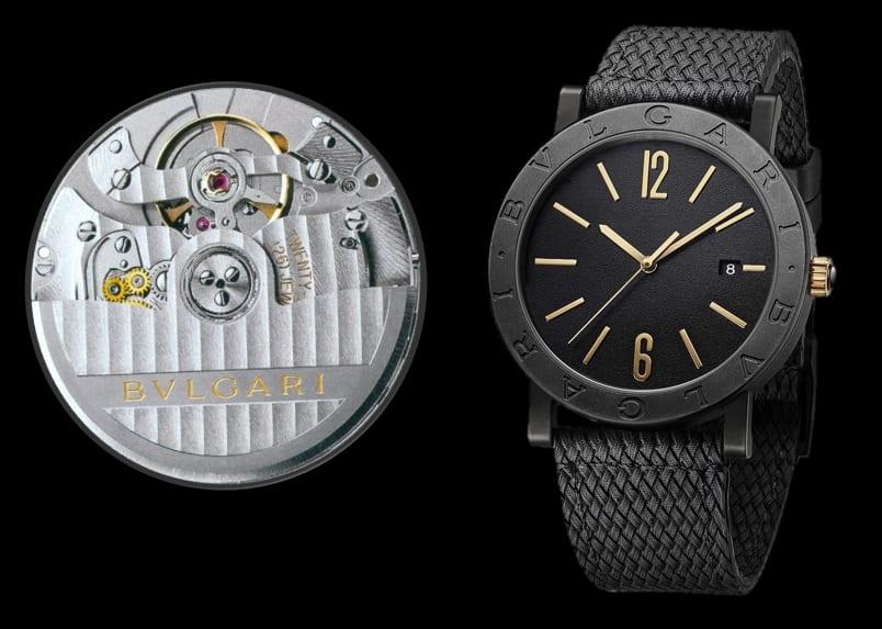 Ein bemerkenswerter Uhrenklassiker - die Bulgari Bulgari Solotempo Automatic Armbanduhr