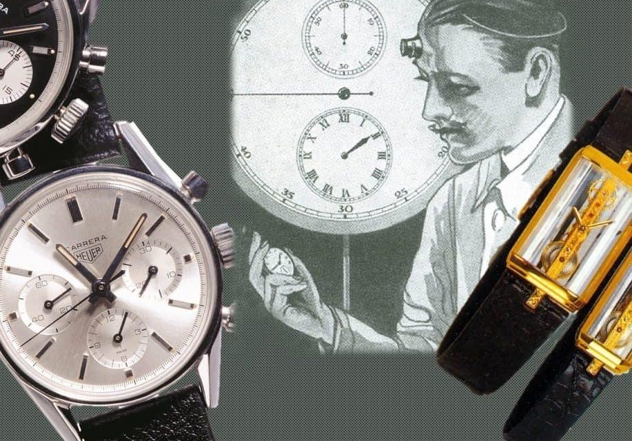 Armbanduhren-Klassiker von Corum, Chronoswiss und TAG Heur