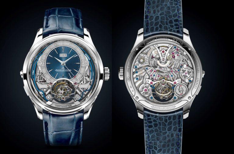 Wer möchte nicht das Werk dieser faszinierenden Uhr stundenlang beobachten!