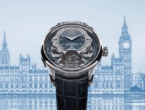 Das Jaeger-LeCoultre Gyrotourbillon Westminster ist eines Königs würdig